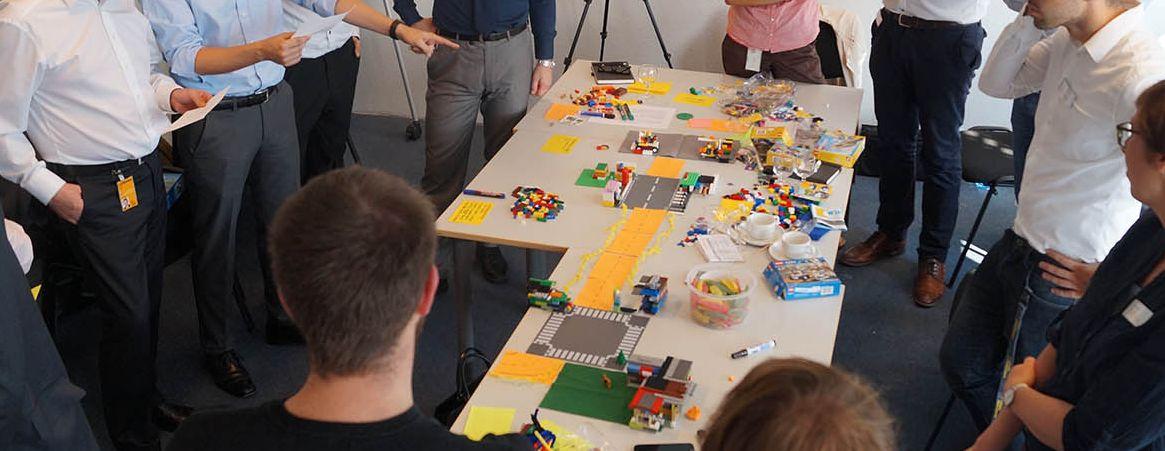 Final Review - Scrum Lego City